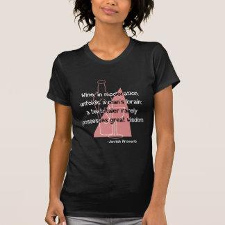 Jewish Proverb Shirts