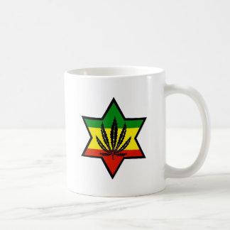 jewish rasta coffee mug
