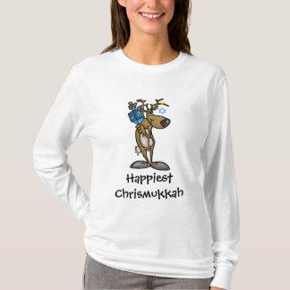 Jewish Reindeer Chrismukkah T-Shirt