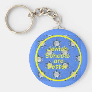 Jewish Schools Keychain