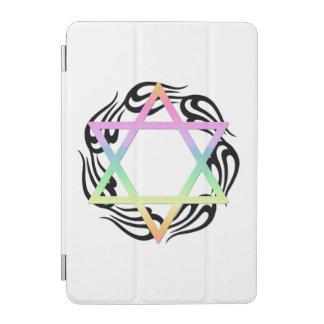 Jewish Star Colors iPad Mini Cover