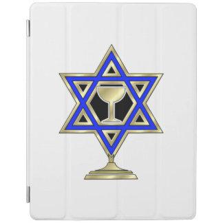 Jewish Star iPad Cover