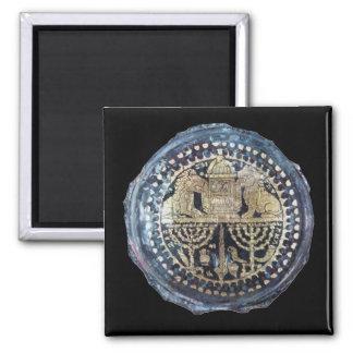 Jewish Themed Roman Goblet - 2nd Century Magnet