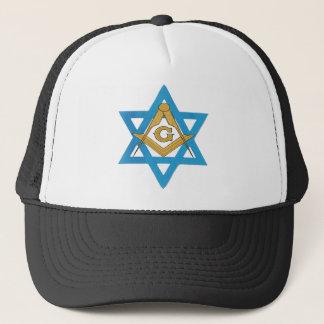 jewishmason trucker hat