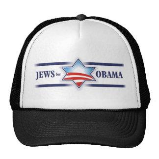 Jews for Obama Cap