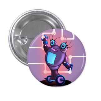 JEZEL CUTE ALIEN ROBOT Button