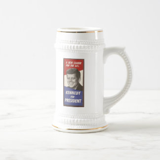 JFK Campaign Beer Stein