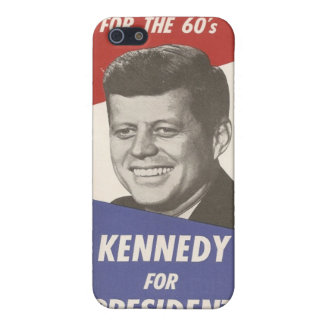 JFK Campaign Cover For iPhone 5/5S