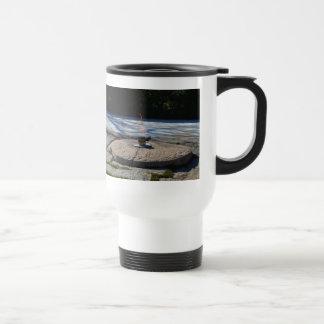 JFK Eternal Flame Stainless Steel Travel Mug