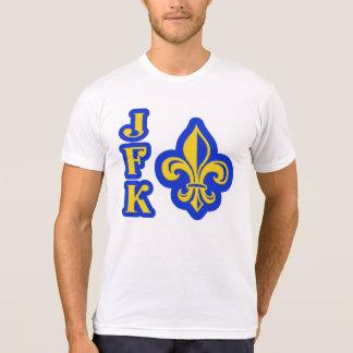 JFK Fleur de Lis Shirt