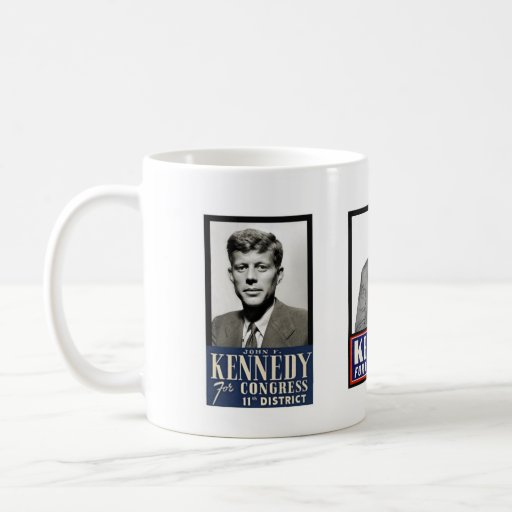 JFK from Congress to the White House Mug