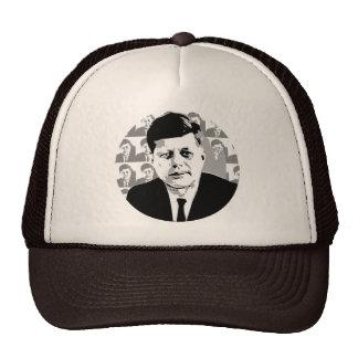 JFK MESH HAT