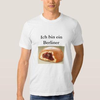 JFK, Ich bin ein Berliner Tees