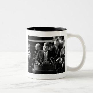 JFK Inauguaration Mugs