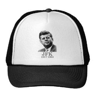 JFK - John F. Kennedy Mesh Hats