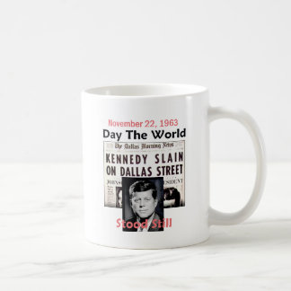 JFK KILLED Mug