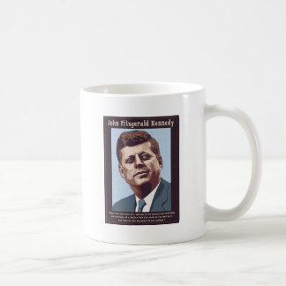 JFK - Measure Coffee Mug