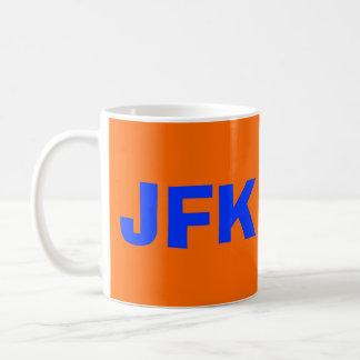 JFK New York Airport Code Mug
