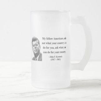 JFK Quote 3b Mugs