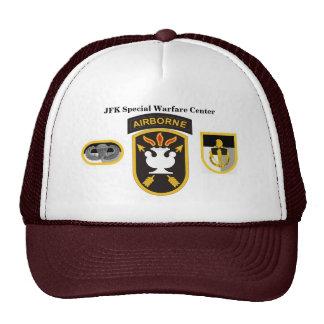 JFK Special Warfare Center Hat