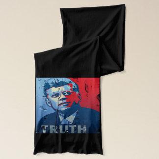 JFK TRUTH SCARF