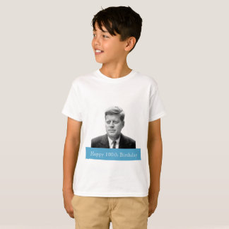 JFK's 100th Birthday T-Shirt