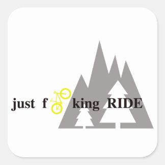 JFR Mountain Bike stickers
