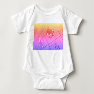 JG sidewalk Baby Bodysuit