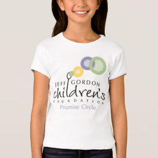 JGCF Promise Circle Girl's Bella Fitted T-Shirt