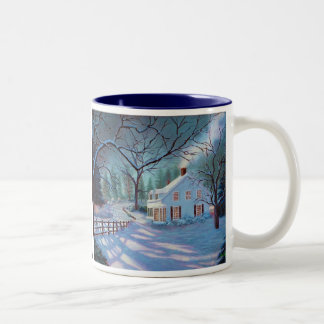 JH Collection.1 Winter Scene Mug
