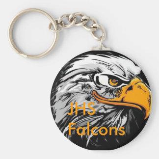 JHS Falcon Keychain