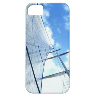 Jib Sail and Mast Picture iPhone 5 Cases