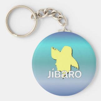 Jibaro Key Ring