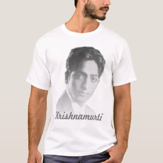 Jiddu Krishnamurti T-Shirt