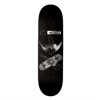 Jiffy Marker Live From Pigeon Park Pro Sk8 Deck 21.6 Cm Old School Skateboard Deck