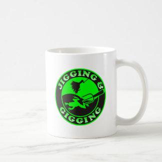 JIGGING & GIGGING COFFEE MUGS