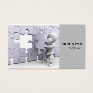 Jigsaw Business Card