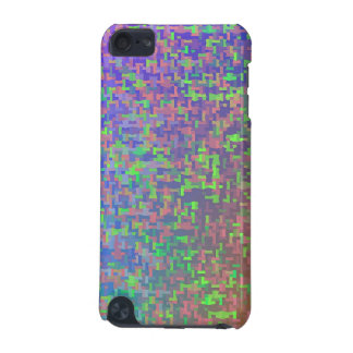 Jigsaw Chaos Abstract iPod Touch (5th Generation) Case