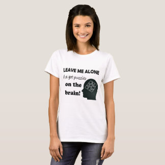Jigsaw Puzzle Lover T-Shirt
