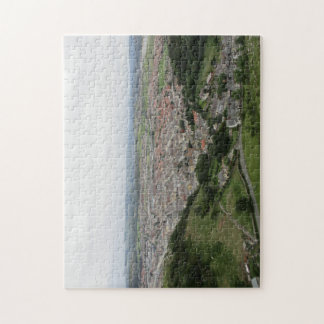 Jigsaw Puzzle of Llandudno (from Great Orme)