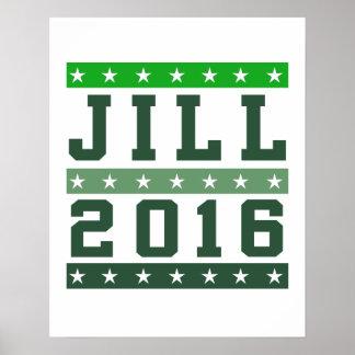 JILL 2016 - - Jill Stein 2016 - Poster
