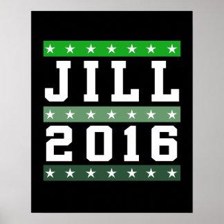 JILL 2016 -- - Jill Stein 2016 - Poster