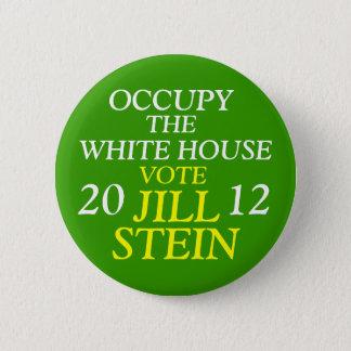 Jill Stein 2012 6 Cm Round Badge
