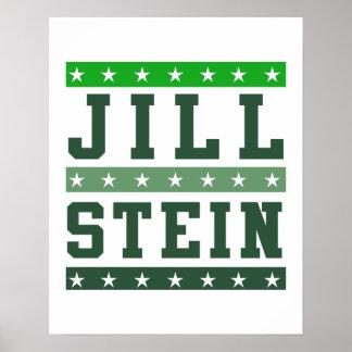 JIll STEIN 2016 - - Jill Stein 2016 - Poster