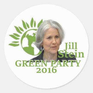 Jill STEIN 2016 Sticker