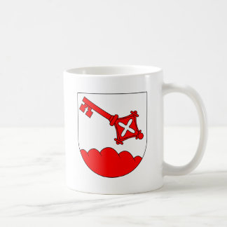 Jilovice CB CZ CoA Coffee Mugs