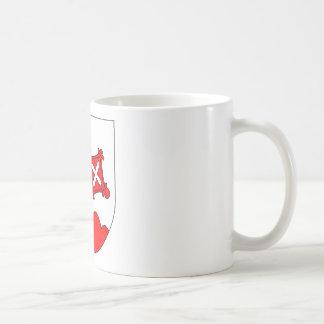 Jilovice CB CZ CoA Coffee Mug
