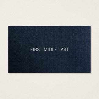 Jim Business Card