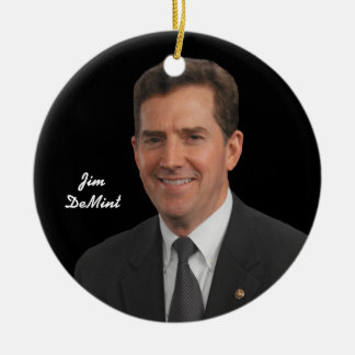 Jim DeMint Ornaments