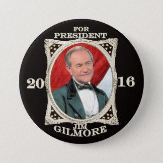 Jim Gilmore for President 2016 7.5 Cm Round Badge